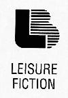 Logo for Leisure Fiction (imprint of Dorchester Publishing)