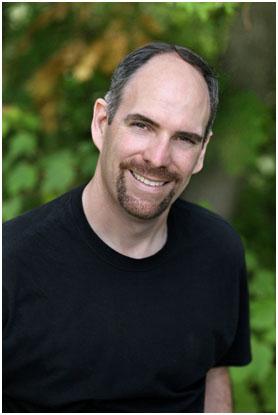 Mark Leslie Lefebvre (photo by John Robbie)