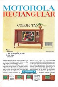 Motorola Rectangular TV, NatGeo, Nov65 (click to enlarge/close)
