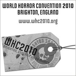 Logo of World Horror Convention 2010 (Brighton, England)