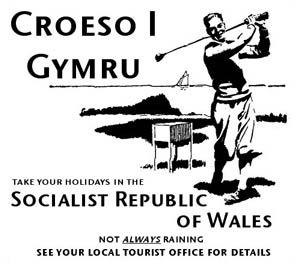 Croeso I Gymru!!